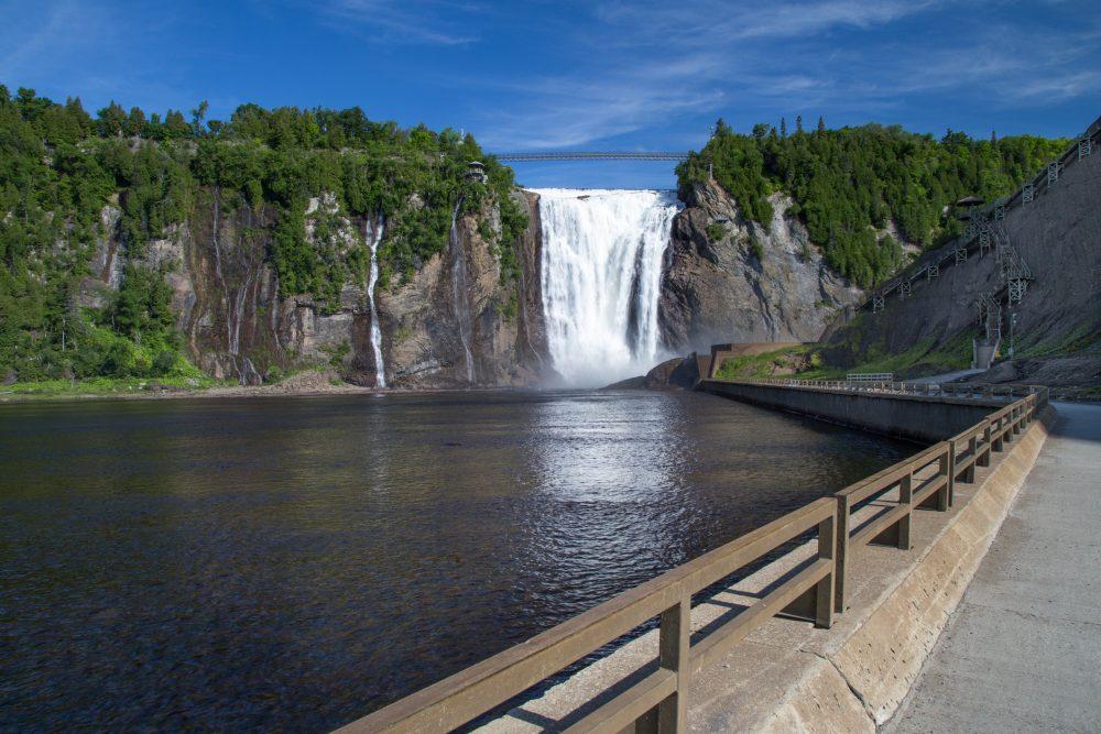 Chutes Montmorency Falls